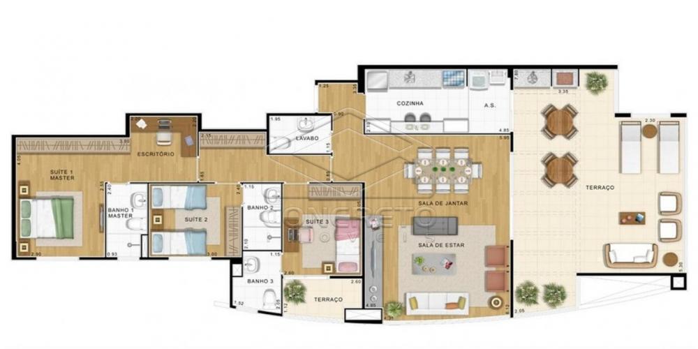 Comprar Apartamento / Padrão em Bauru R$ 680.000,00 - Foto 18